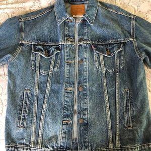 Levi's Vintage Jean Jacket size Medium